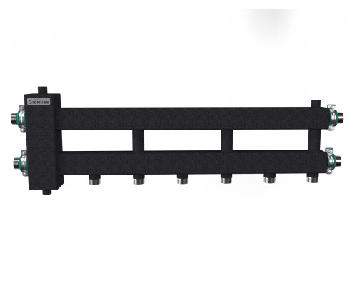 BME-4D (до 60 кВт, вх. G 1″, 3+1 контура G 1″)