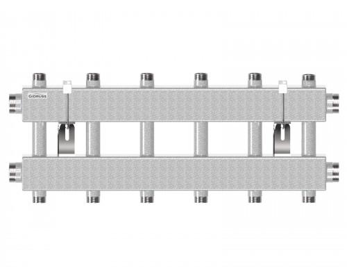 Модульный коллектор MK-150-6DUx25 (G 1?'')
